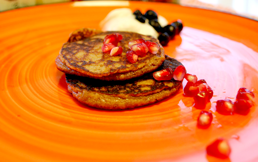 Glutenfri pandekager med kokosfibermel