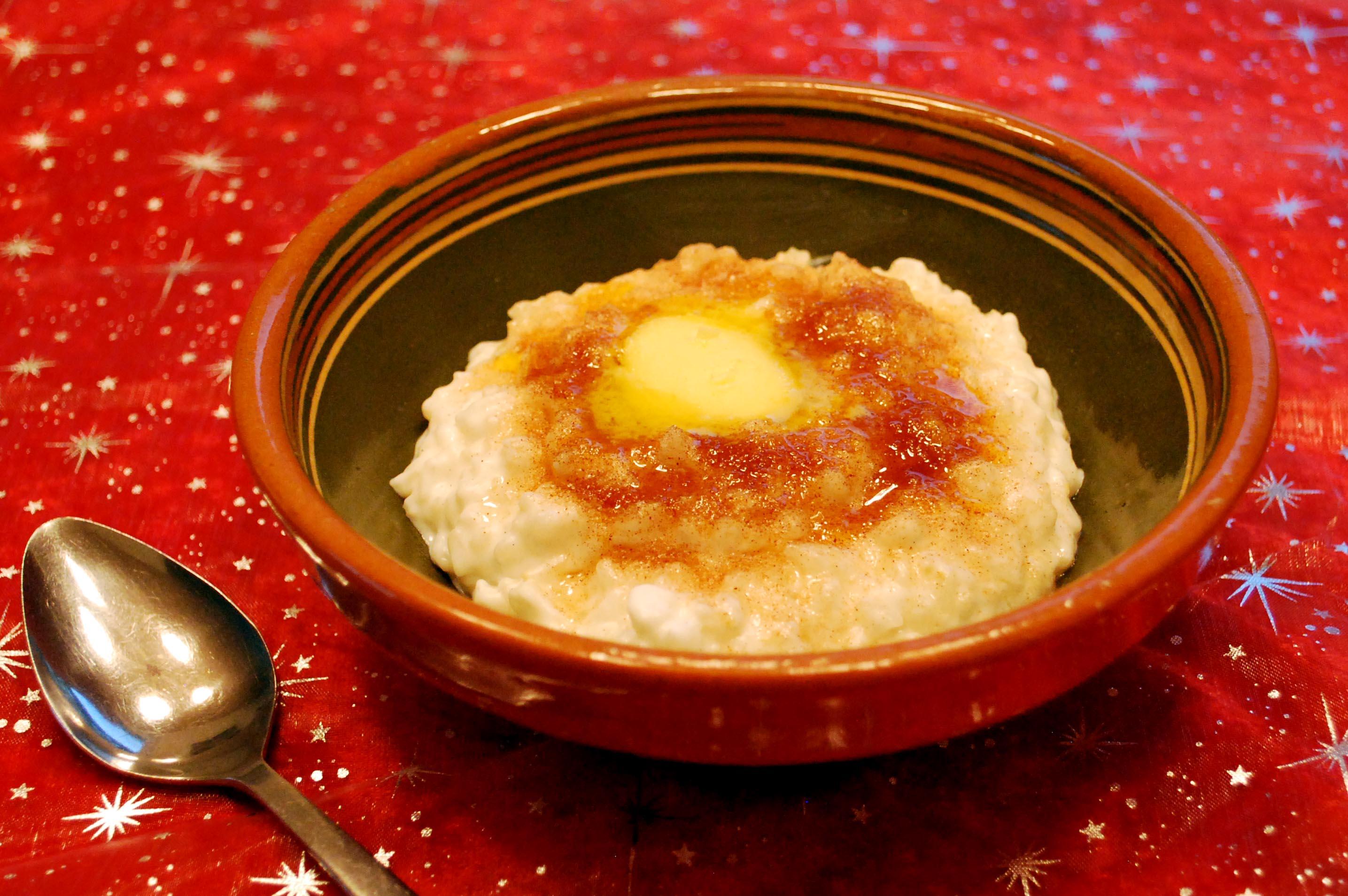 Mælkefri risengrød