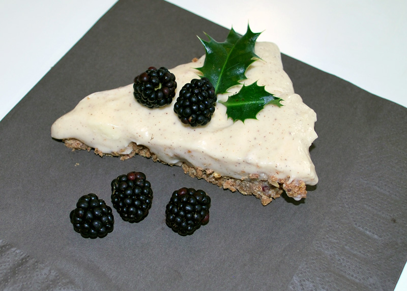 Christmas Cheesecake – 8 portioner.