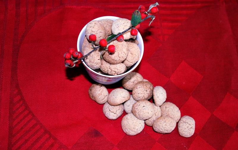 Pebernødder Ca. 125 stk